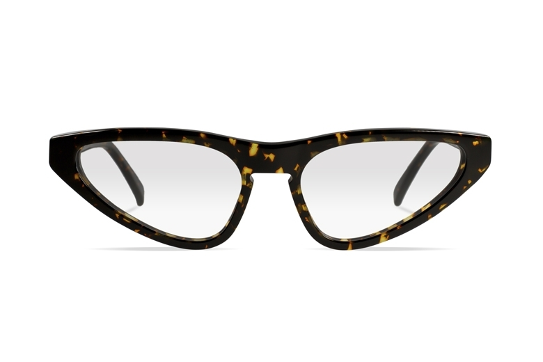 Urican 94BS, Tortoiseshell Acetate Butterfly Optical Frame