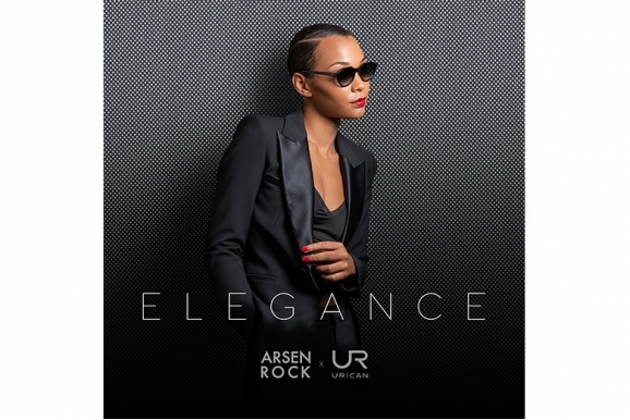 ELEGANCE - Paris, je t'aime - Arsen Rock x Urican - (MP3 SINGLE)