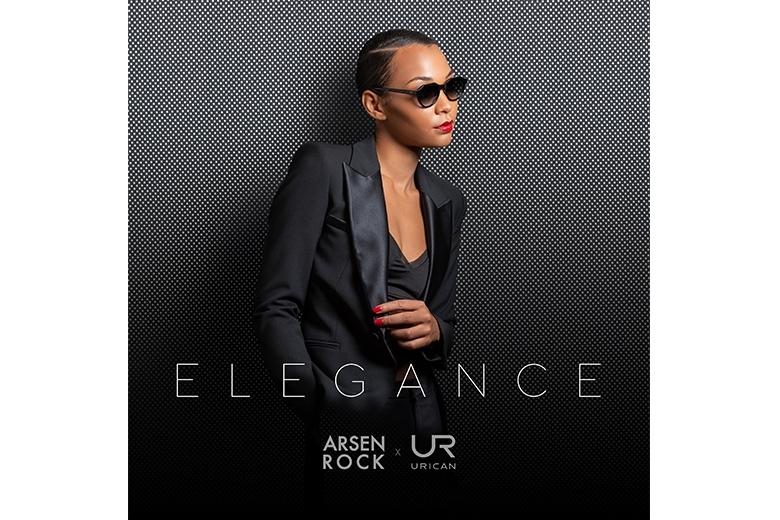 ELEGANCE - Paris, je t'aime - Arsen Rock x Urican - (SINGLE MP3)