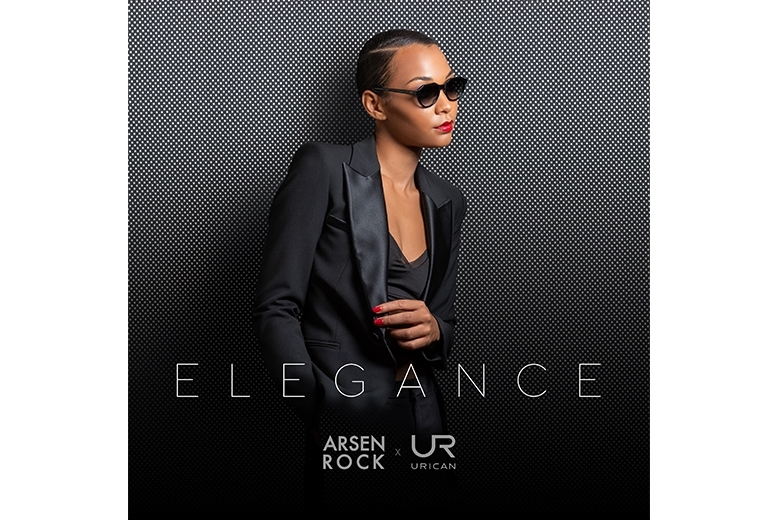 ELEGANCE - Paris, je t'aime - Arsen Rock x Urican - (MP3 SINGLE)