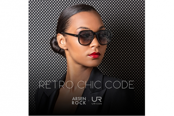 RETRO CHIC CODE - Paris, je t'aime - Arsen Rock x Urican - (MP3 SINGLE)