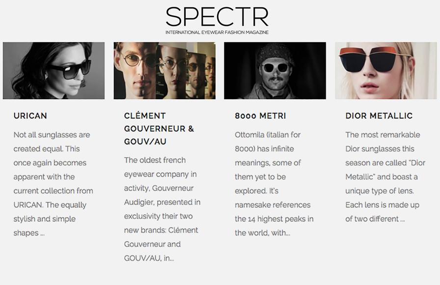 Urican dans Spectr Magazine